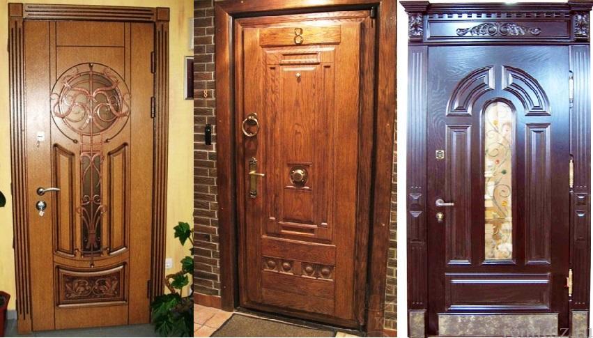 элитные стальные двери в квартиру