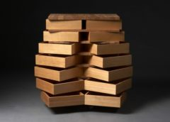 комод-скульптура