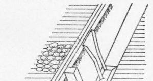 Производство работ в звене при кладке из натурального камня