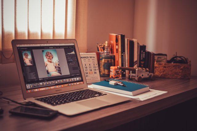 Домашний офис pixabay.com