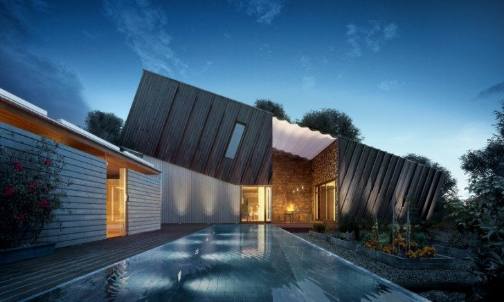 энергоположительный дом