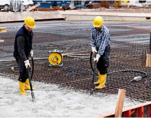 Вибрирование – способ уплотнения бетонной смеси