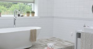 Маленькая и функциональная ванная комната